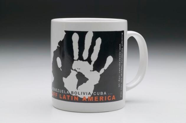 solidarity mug from BLINC