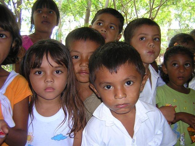 BLINC through its charity Friends of Morazan (reg ch no 1111253) pays the salaries of four pre-school teachers
