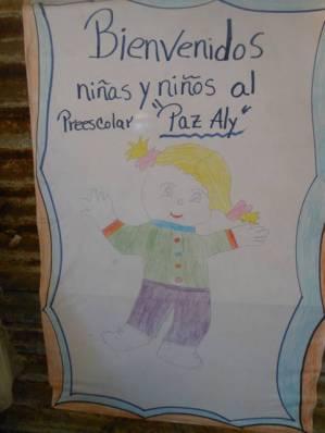 BIENVENIDOS/AS